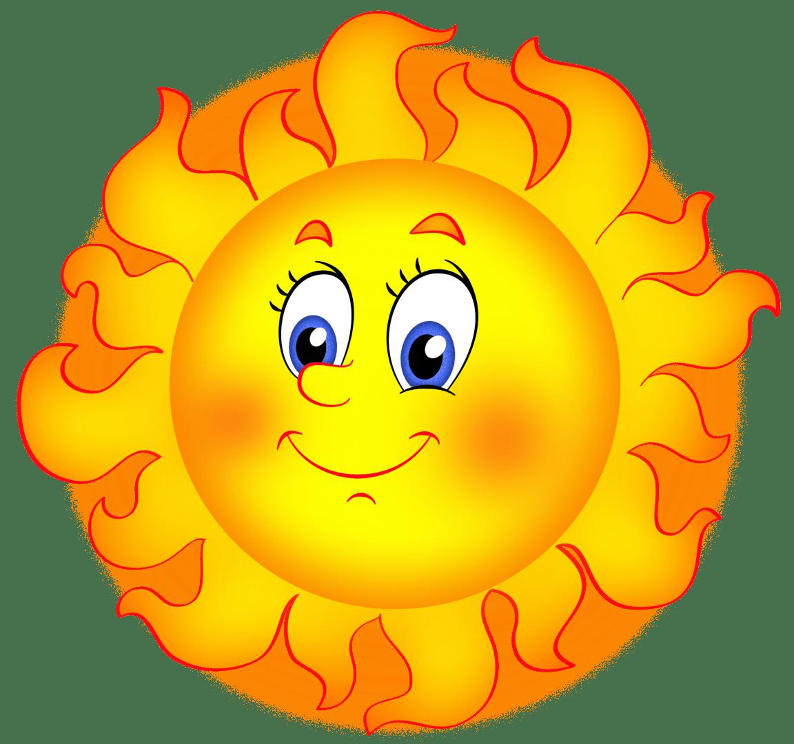Солнце детские картинки